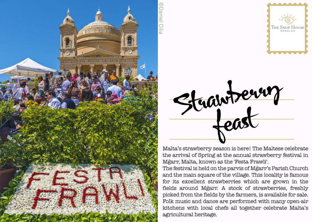 Strawberry Feast