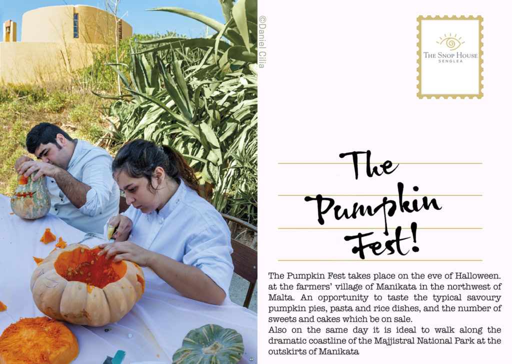The pumpkin fest